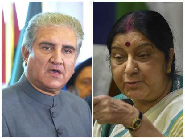 Eight months after talks were called off, Sushma likely to meet Qureshi