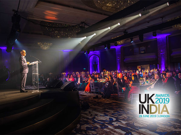 UK-INDIA awards 2019 short-list announced paving the way for stronger ties between the countries