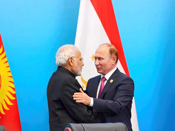 Modi expected to meet Russian president Putin, China's Xi at SCO summit in June
