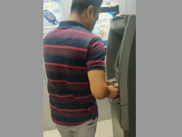 Man flashes private parts to girl inside ATM in Mumbai, held after video goes viral