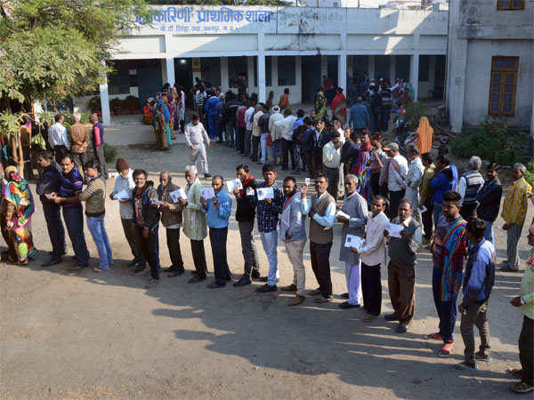 Delhi polling slowest among 7 states, several names missing from voter list