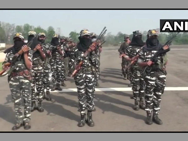 Chhattisgarh: In a first, 30-member all women Anti-Naxal Commando unit deployed