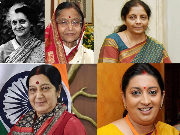The state of women politicians in India