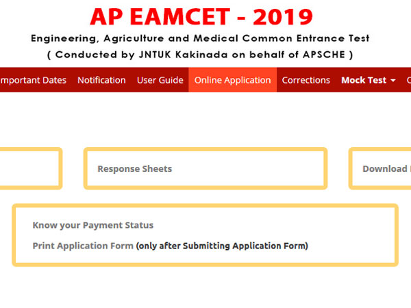 AP EAMCET 2019 to be declared in a few days from now