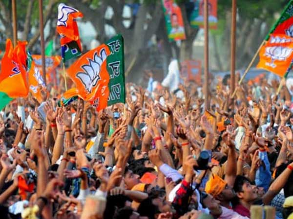 BJP gets over 51 per cent vote share in Karnataka, highest ever since 1984