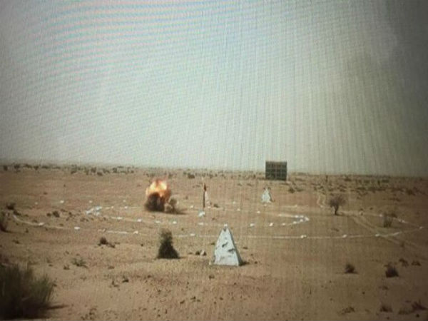 DRDO test fires guided bomb from Sukhoi combat jet at Pokhran