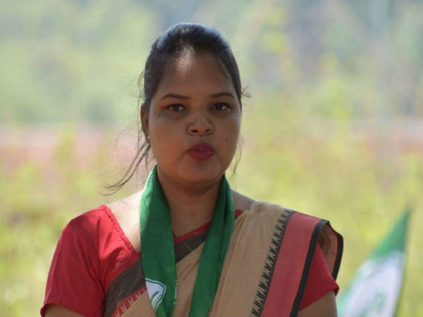 Meet the youngest Lok Sabha MP from Odisha, Chandrani Murmu