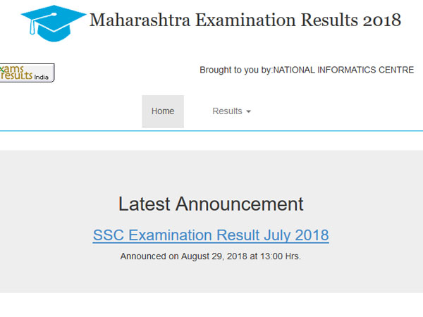 Maharashtra HSC Result 2019 date and time confirmed