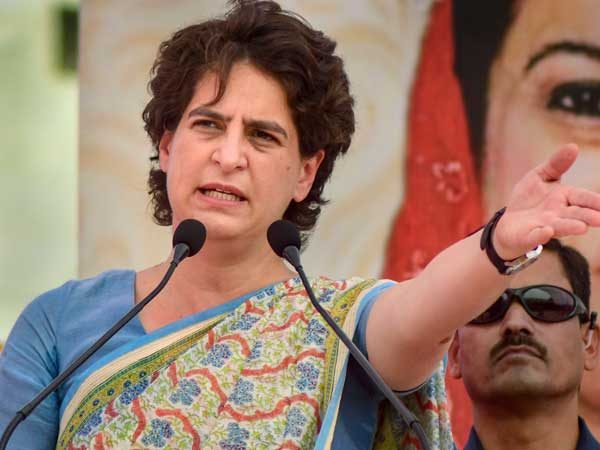 Ahead of results, Priyanka urges party workers to not lose hope over exit polls predictions
