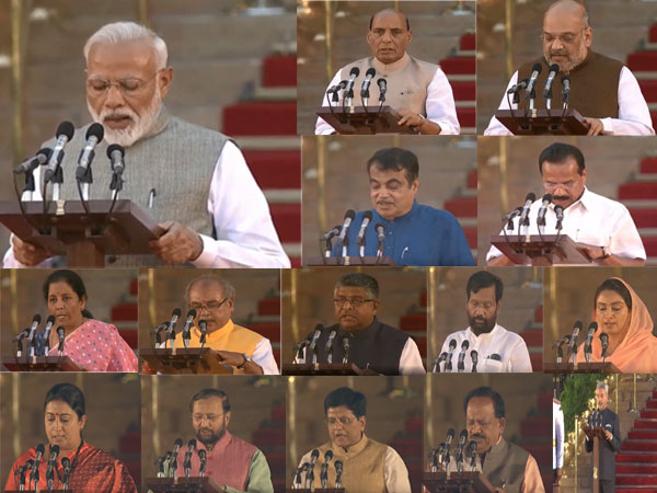 Modi Cabinet 2.0: List of new ministers of India 2019
