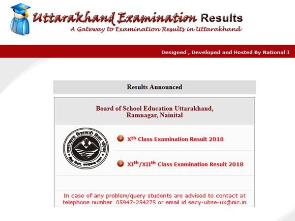 Uttarakhand Board 10th, 12th result 2019 date and time, how to check