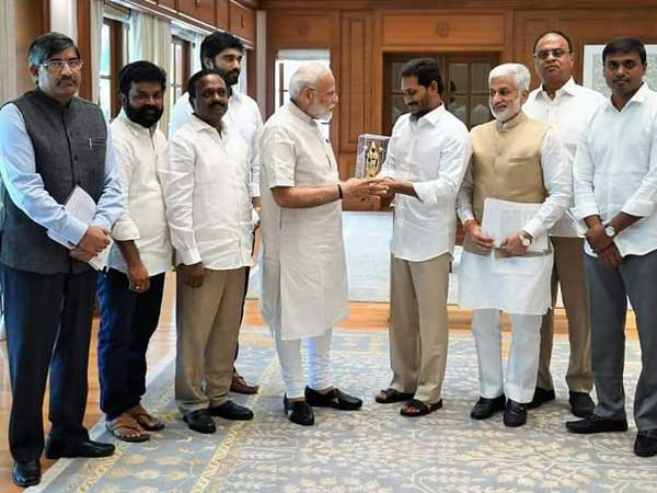 After win, Jagan Reddy says 'Will remind PM Modi 40, 50 times' on Andhra special status
