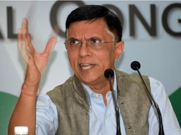 Congress spokesperson Pawan Khera