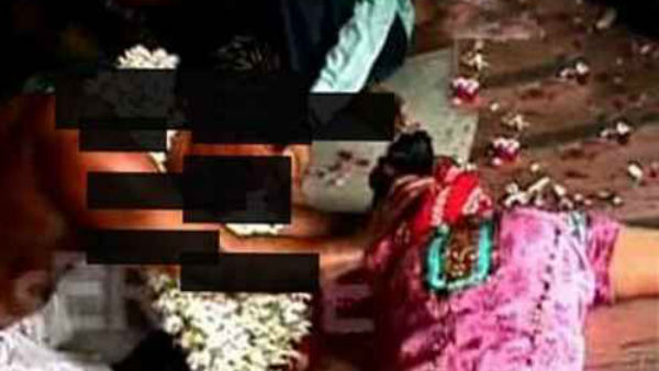 Man drowns wife for refusing to have sex with tantrik