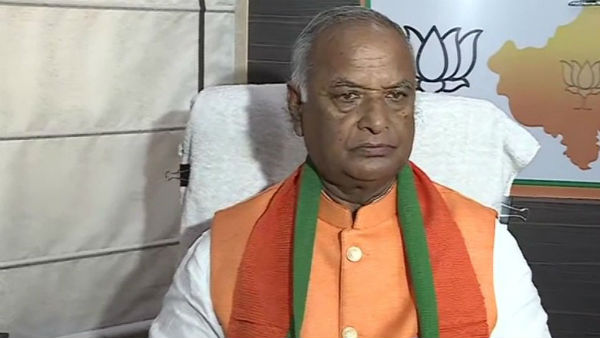 Rajasthan BJP chief Madan Lal Saini passes away at 76