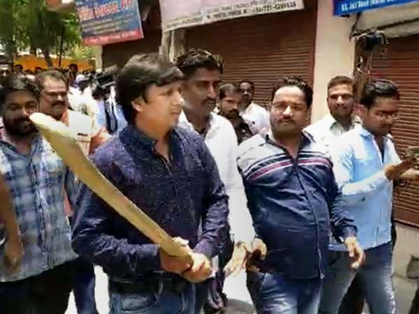BJP MLA Akash Vijayvargiya, who thrashed official with bat, released from Indore jail