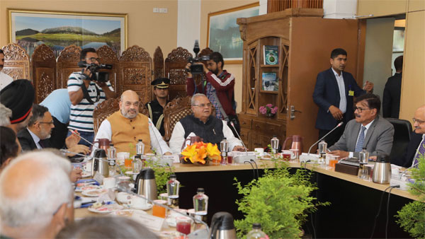 Here are the biggest takeaways of Amit Shah's J&K visit