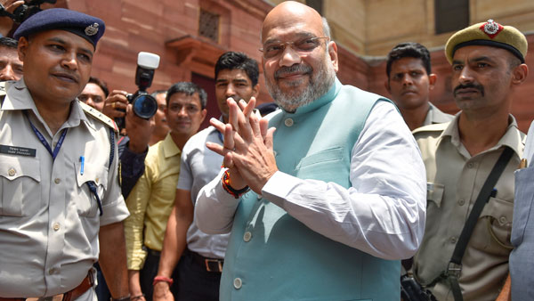 Jammu and Kashmir quota will be Amit Shah's Bill in Lok Sabha