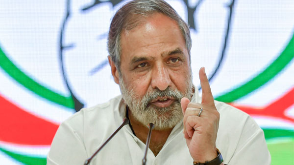 'Should have discussed': Anand Sharma slams party's tie-up with ISF in Bengal