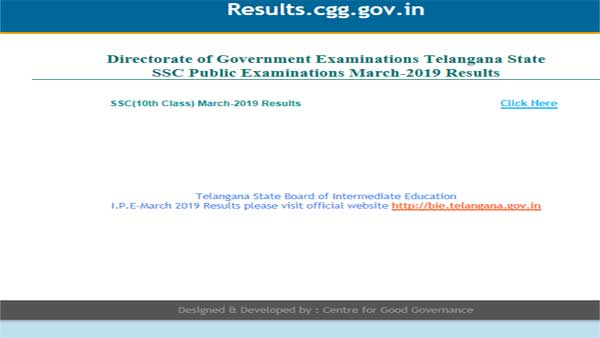 AP Inter Supply results 2019 date, check details