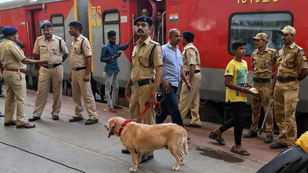 Odisha Police asks railways to train GRP on bomb detection