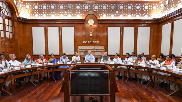 [Union Cabinet to take a call on amending NIA act, UAPA on Monday]