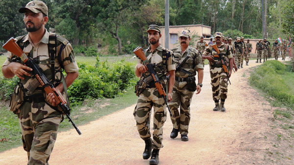 Two CRPF personnel killed in encounter with Maoists in Chhattisgarhs Bijapur