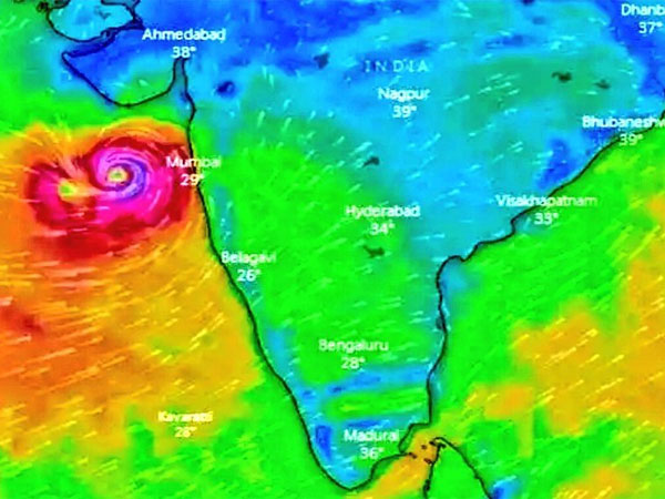 The 'VAYU' bulletin: What to expect, storm surge warning and action suggested