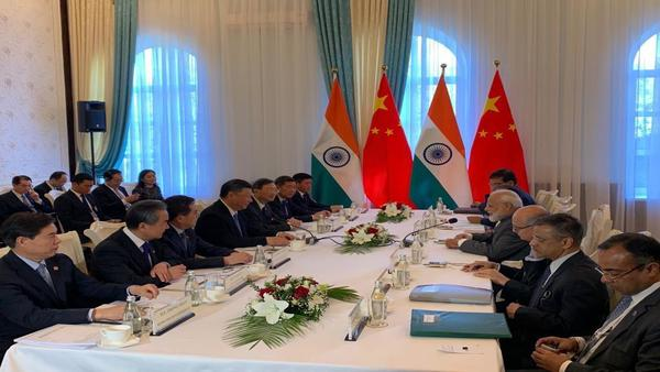 Modi arrives in Bishkek to attend two-day SCO summit, set to meet Xi Jinping today