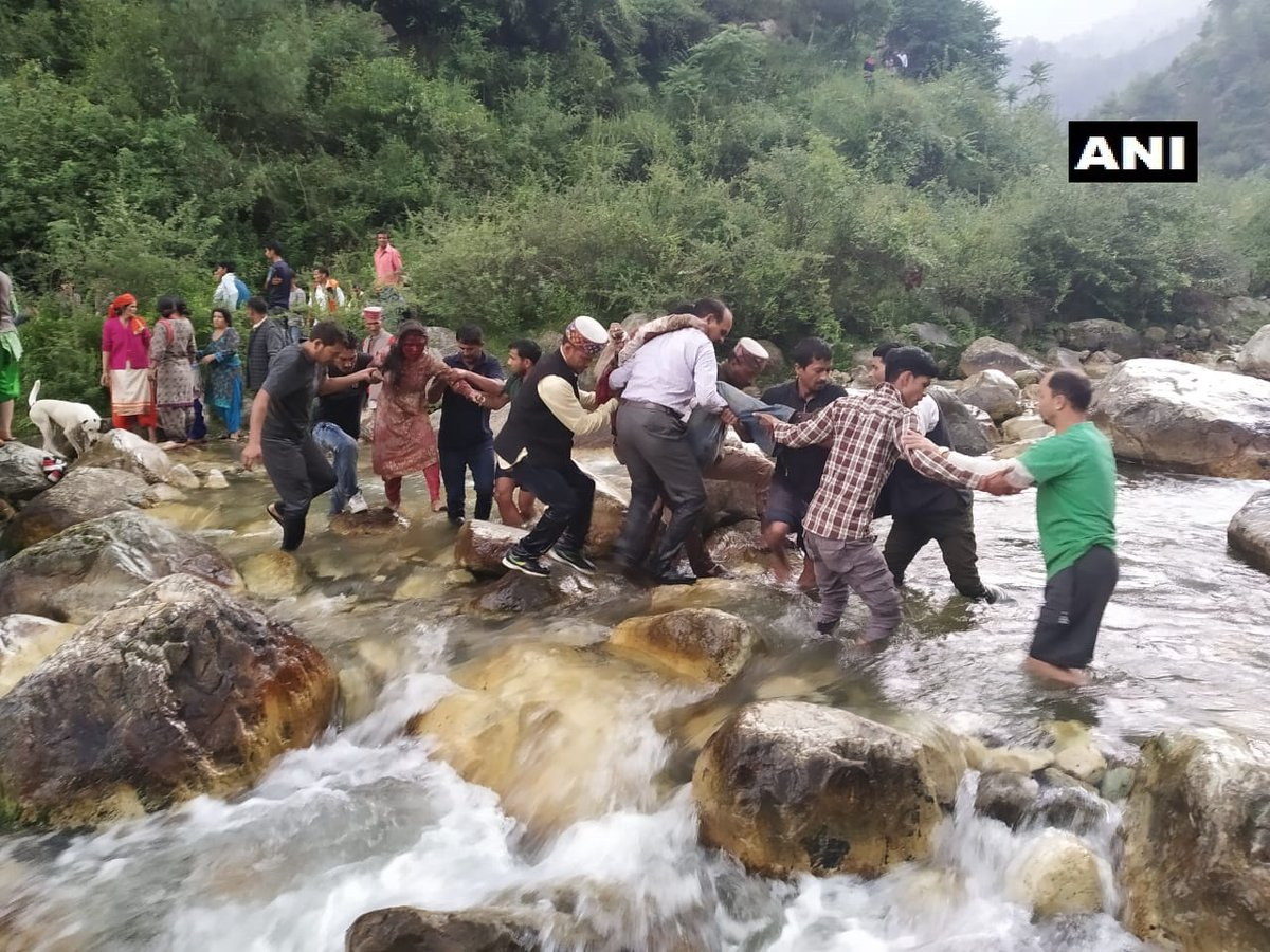 44 passengers dead, several injured as bus falls in gorge in Himachal