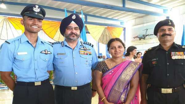 IAF chief