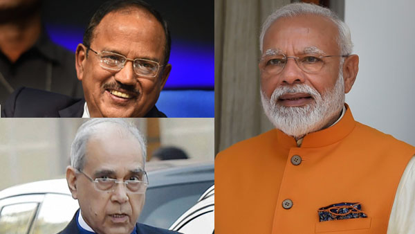 The bosses of South Block: Meet PM Modi's core team