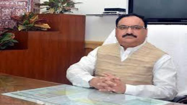 JP Nadda appointed working president of BJP