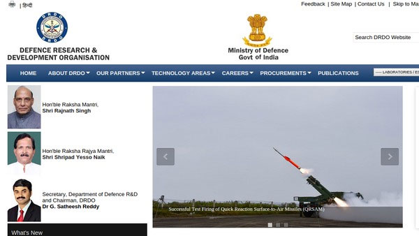 DRDO jobs: Notification for 40 DRDO scientists opening released; Apply online from June 29
