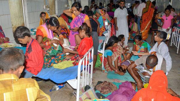 Bihar encephalitis deaths: Death toll touches 129