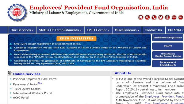 EPFO assistant recruitment 2019 admit card released, check exam date