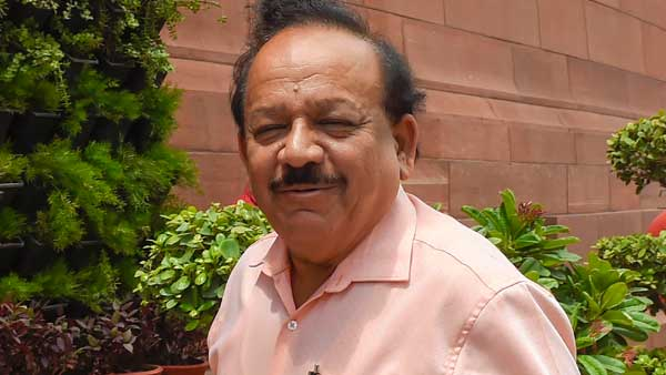 Delhi HC seeks Union minister Harsh Vardhan's response on plea challenging his LS poll