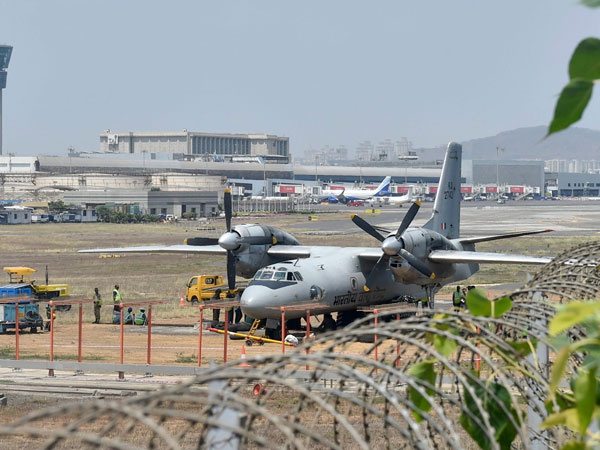IAFs An-32 transport aircraft with 13 onboard goes missing near China border