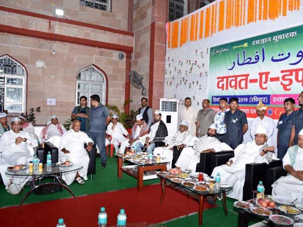 Giriraj Singh's iftar jibe at Nitish Kumar