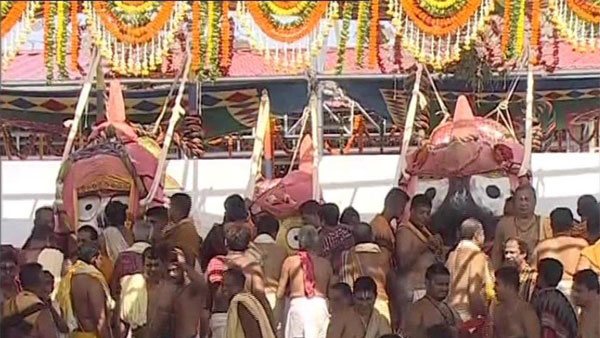 Jagannath Snana Jatra celebrated in Puri, devotees throng temple