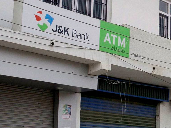 File photo of Jammu and Kashmir Bank