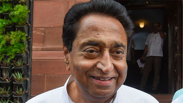 Two BJP MLAs back Kamal Nath govt during voting on a bill