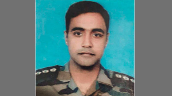 In this undated photo, is Major Ketan Sharma who died during an encounter in which one militant was also killed, at Achabal in Anantnag