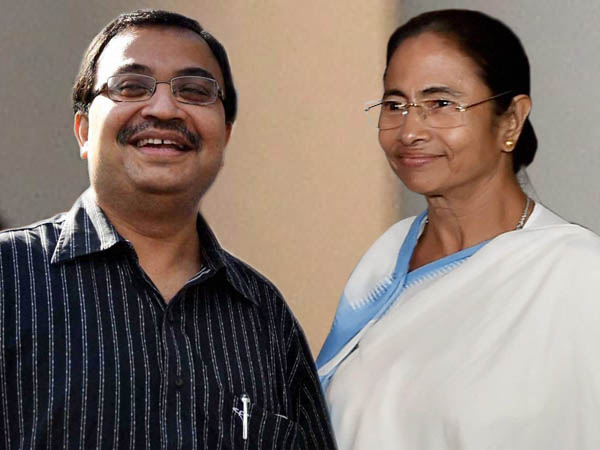 A meeting between Kunal Ghosh and Mamata after 6 years