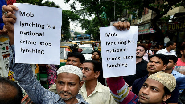 Jharkhand lynching victims family denies reports that father was also lynched