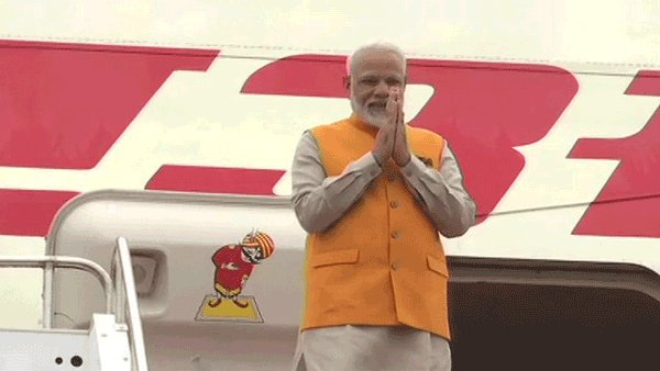 G20 Summit: PM modi arrives in Japan, to hold talks with several leaders