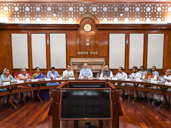 Union Cabinet, council of ministers meeting to be held tomorrow