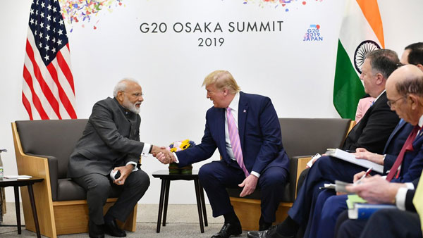 G20: S-400 missile did not figure in Modi-Trump talks