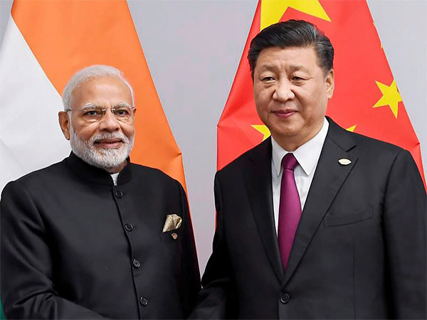File photo of Prime Minister Narendra Modi and Chinese President Xi Jinping