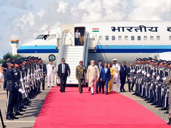 PM Modi arrives in Maldives on his first overseas visit after his re-election